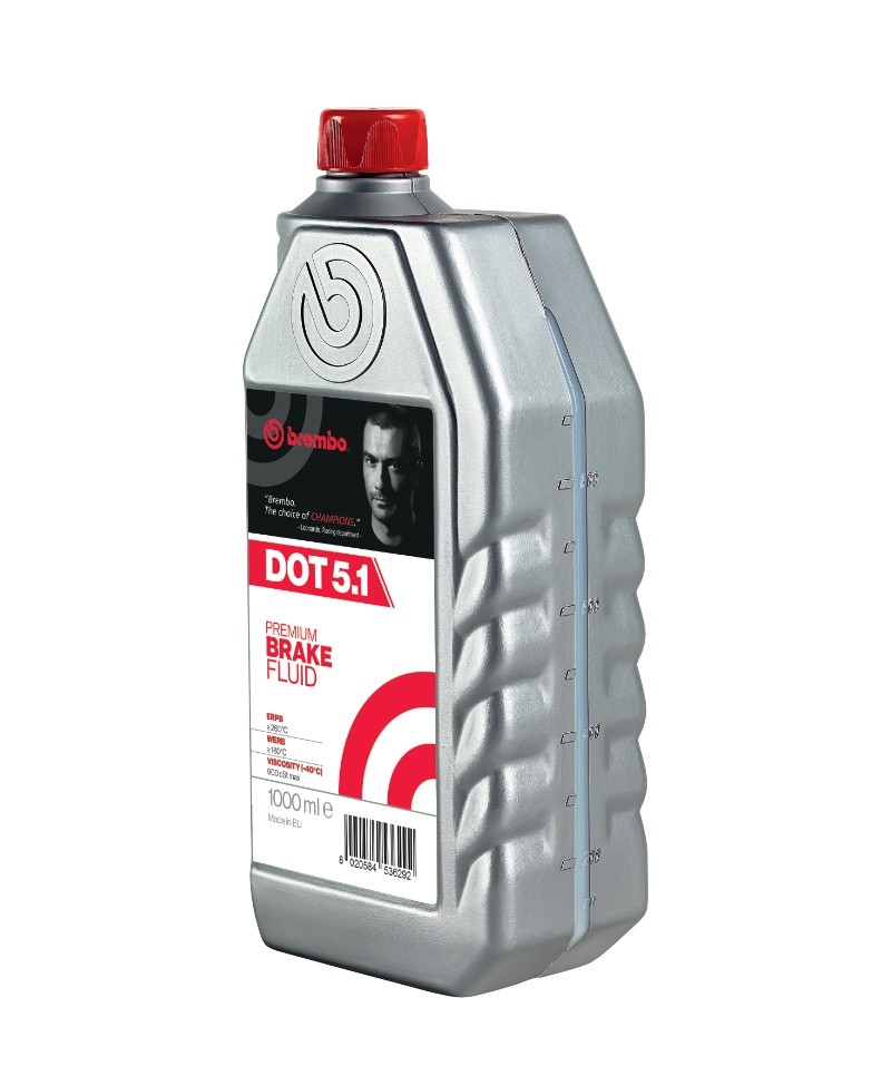 Brembo Brake Fluid DOT 5.1 1000ml