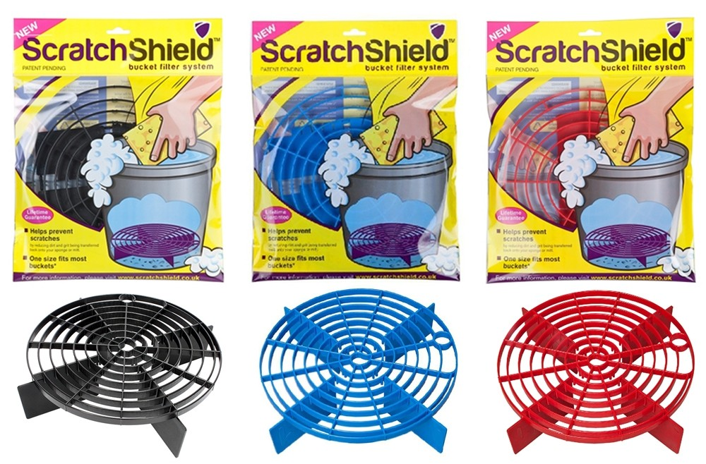 Scratch Shield Grit Guards