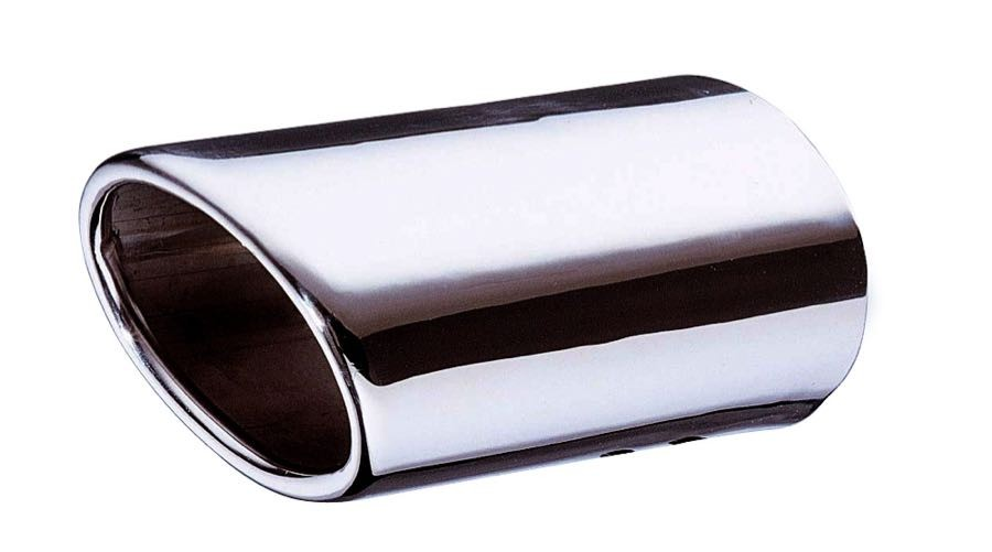Oval Exhaust Tip For Exhaust System