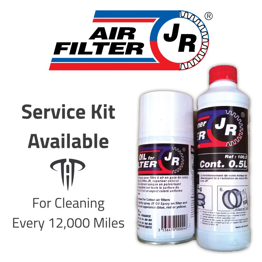 111.0 JR Filters Service Kit Available