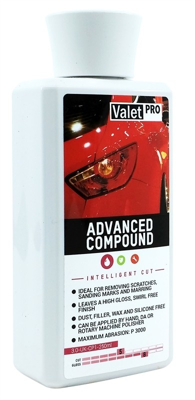 ValetPRO 250ml Advanced Compound