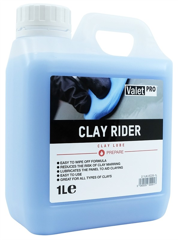 ValetPRO Clay Rider Clay Lube 1 Litre