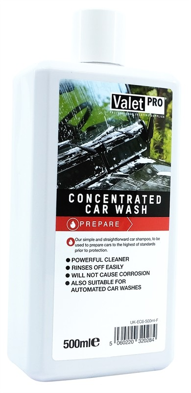 ValetPRO Concentrated Car Wash 500ml