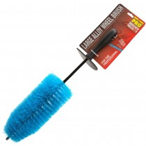 Large Car Alloy Brush