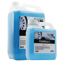 ValetPRO Foamula 1 Snow Foam in 5 Litre & 1 Litre Sizes