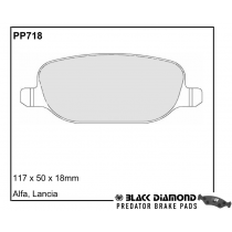 Black Diamond Predator Brake Pads PP718