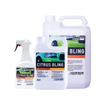 ValetPRO Citrus Bling 5L, 1L, 500ml