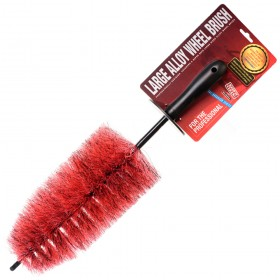 Car Alloy Wheel Brush Large Protected Stem
