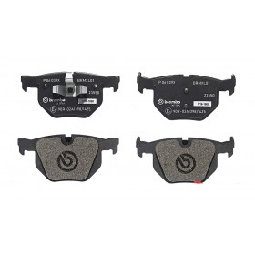 Brembo Xtra Fast Road Brake Pads P06039X