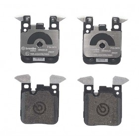 Brembo Xtra Fast Road Brake Pads P06087X BMW 1 2 3 4 Series