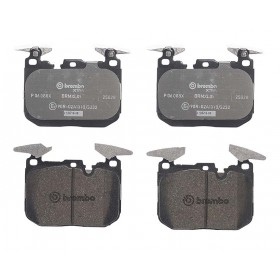 Brembo Xtra Fast Road Brake Pads P06088X BMW 1 2 3 4 Series