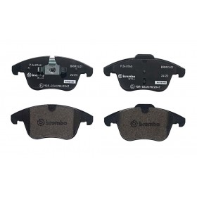 Brembo Xtra Fast Road Brake Pads P24076X Ford Galaxy Mondeo S-Max Land Rover Freelander