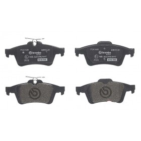 Brembo Xtra Fast Road Brake Pads P24148X Volvo S40 Ford C-Max Focus Kuga Transit Connect