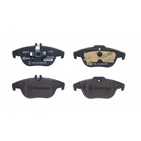 Brembo Xtra Fast Road Brake Pads P50068X Mercedes-Benz C-Class E-Class