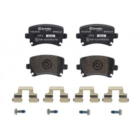 Brembo Xtra Fast Road Brake Pads P85073X VW Golf Passat Scirocco Audi A3 Skoda Superb
