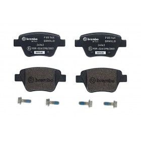 Brembo Xtra Fast Road Brake Pads P85114X VW Golf Audi A3 Seat Altea XL Skoda Octavia Caddy Scirocco