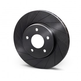 Rotinger Brake Discs Mini Front Pair Grooved