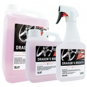 ValetPRO Dragons Breath 5L, 1L, 500ml