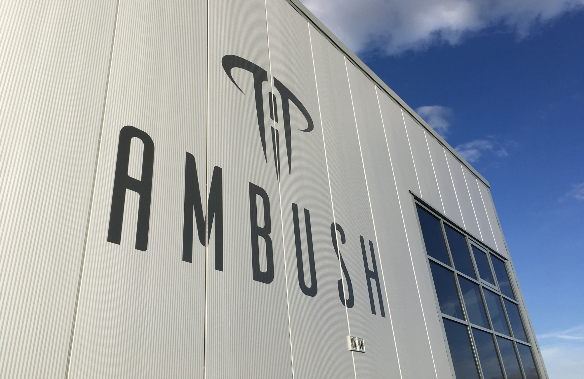 Ambush Parts HQ
