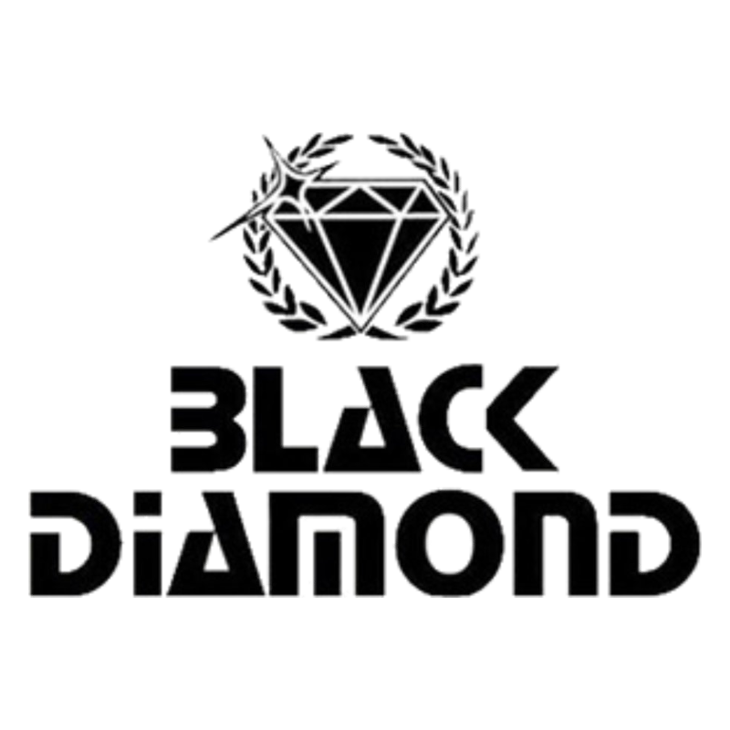 Black Diamond Discs logo
